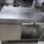 Odcejevalni pult ali izhodna miza pomivalnega stroja